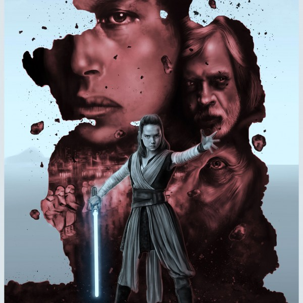 Poster Posse Tribute – Star Wars: The Last Jedi